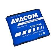 Avacom pro LG KP500 Li-Ion 3.7V 880mAh (náhrada LGIP-570A) - Baterie pro mobilní telefon