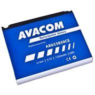 Avacom pro Samsung SGH-i900 Li-Ion 3.7V 1350mAh (náhrada AB653850CE)