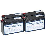 Avacom bateriový kit pro renovaci RBC31 (4ks baterií) - Náhradní baterie