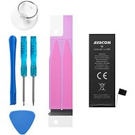 Avacom for Apple iPhone SE, Li-Ion 3.82V 1624mAh (replacement for 616-00106) - Mobile Phone Battery