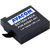 AVACOM za GoPro AHDBT-401 Li-Ion 3.7V 1150mAh 4.4Wh - Nabíjecí baterie