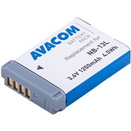 Avacom za Canon NB-13L Li-Ion 3.6V 1250mAh 4.5Wh AVA - Baterie pro fotoaparát