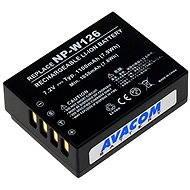 AVACOM za Fujifilm NP-W126 Li-ion 7.2V 1100mAh 7.9Wh - Náhradní baterie