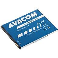 AVACOM pro Lenovo A536 Li-Ion 3.7V 2000mAh (náhrada BL210) - Náhradní baterie