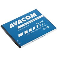 AVACOM for Lenovo A6000 Li-Ion 3.8V 2300mAh (replacement for BL242) - Mobile Phone Battery