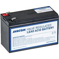 Avacom náhrada za RBC2 - baterie pro UPS - Nabíjecí baterie