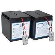 AVACOM náhrada za RBC55 - baterie pro UPS - Nabíjecí baterie