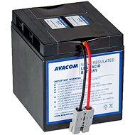 AVACOM náhrada za RBC7 - baterie pro UPS - Nabíjecí baterie