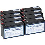 AVACOM bateriový kit pro renovaci RBC105 (8ks baterií) - Baterie