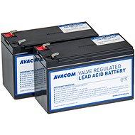AVACOM bateriový kit pro renovaci RBC124 (2ks baterií) - Baterie