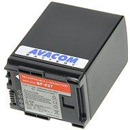 AVACOM za Canon BP-807, BP-809, BP-819, BP-827 Li-ion 7.4V 2580mAh 19.8Wh verze 2011 - Náhradní baterie