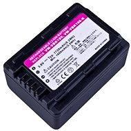 AVACOM za Panasonic VW-VBK180E-K Li-ion 3.6V 1720mAh 6.2Wh verze NEW 2012 - Nabíjecí baterie
