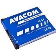 Avacom pro Nokia N95, E65, Li-Ion 3,6V 1000mAh (náhrada BL-5F) - Baterie pro mobilní telefon