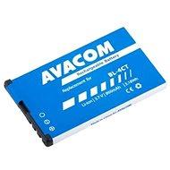 Avacom pro Nokia 5310 XpressMusic Li-Ion 3,7V 860mAh (náhrada BL-4CT) - Baterie pro mobilní telefon