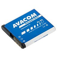 AVACOM pro Nokia 6700 Classic Li-Ion 3,7V 970mAh (náhrada BL-6Q) - Baterie pro mobilní telefon