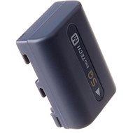 AVACOM za Sony NP-FM50, QM50 Li-Ion 7.2V 1100mAh 7.9Wh tmavě šedá - Baterie pro kameru