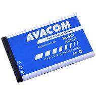 Avacom pro Nokia 6303, 6730, C5, Li-Ion 3.7V 1050mAh (náhrada BL-5CT) - Baterie pro mobilní telefon