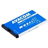 AVACOM pro Nokia 5230, 5800, X6 Li-Ion 3.7V 1320mAh (náhrada za BL-5J) - Baterie pro notebook