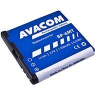 AVACOM za Nokia E51, N81, N81 8GB, N82, Li-ion 3.6V 1100mAh (náhrada BP-6MT) - Náhradní baterie