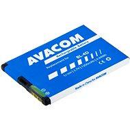 AVACOM pro Nokia N8, E7 Li-ion 3,7V 1200mAh (náhrada za BL-4D) - Náhradní baterie