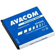 AVACOM pro Samsung S4 Zoom Li-Ion 3,8V 2330mAh (náhrada B740AE) - Náhradní baterie