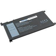 Avacom pro Dell Inspiron 15 5568/13 5368 Li-Ion 11.4V 3684mAh 42Wh - Baterie pro notebook
