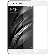 Icheckey 2.5D silk Tempered Glass protector White pro Xiaomi Redmi Note 4