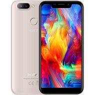 iGET Ekinox K5 zlatá  - Mobilní telefon