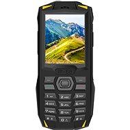 Blackview GBV1000 žlutá - Mobilní telefon