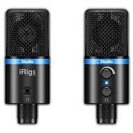 IK Multimedia iRig MIC Studio Black - Ruční mikrofon