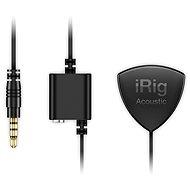 IK Multimedia iRig Acoustic - Klopový mikrofon