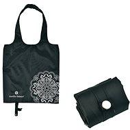 VS BATNA skládací nákupní taška černá