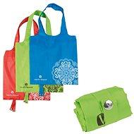 VS BATNA skládací nákupní taška světle zelená