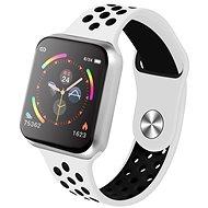 IMMAX SW13 bílo-stříbrné - Chytré hodinky