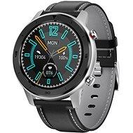IMMAX SW15 černo-stříbrné - Chytré hodinky