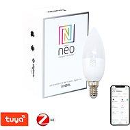 Immax Neo E14 5W teplá bílá, stmívatelná, Zigbee 3.0 - LED žárovka