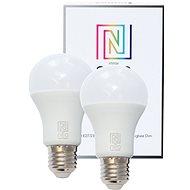 Immax Neo E27 8,5W teplá bílá, stmívatelná, 2ks - LED žárovka