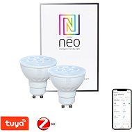 Immax Neo GU10 4,8W teplá bílá, stmívatelná, 2ks
