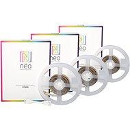 Immax Neo barevný, stmívatelný, 1m prodloužení, 3ks - LED pásek