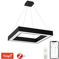 Immax NEO CANTO 07073L Smart 80 x 80cm 60W Black - Ceiling Light