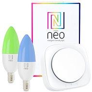Immax Neo + 2x Immax Neo E14 5W barevná, stmívatelná, Zigbee 3.0 - Sada chytrého osvětlení