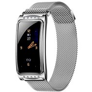 IMMAX Crystal Fit stříbrné - Chytré hodinky