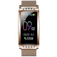 IMMAX Crystal Fit zlaté - Chytré hodinky