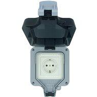 Immax NEO LITE Smart Venkovní zásuvka IP66, WiFi - Chytrá zásuvka