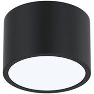 Immax NEO RONDATE Smart stropní svítidlo 15cm 12W černé Zigbee 3.0 - LED světlo