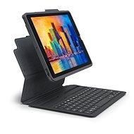 """ZAGG Pro Keys klávesnice pro Apple iPad 10,2"""" – černá – česká - Klávesnice"""