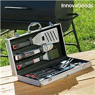 InnovaGoods Grilovací nářadí 11ks - Grilovací sada