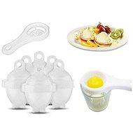 Innova Goods na vaření vajec, silikonová - Forma