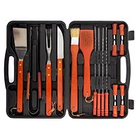 InnovaGoods BBQ Master Tools sada na grilování 18ks B1530174  - Grilovací sada