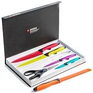 Innova Goods Sada nožů z nerez oceli 6ks Swiss Q - Sada nožů